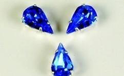 Blauwe stenen